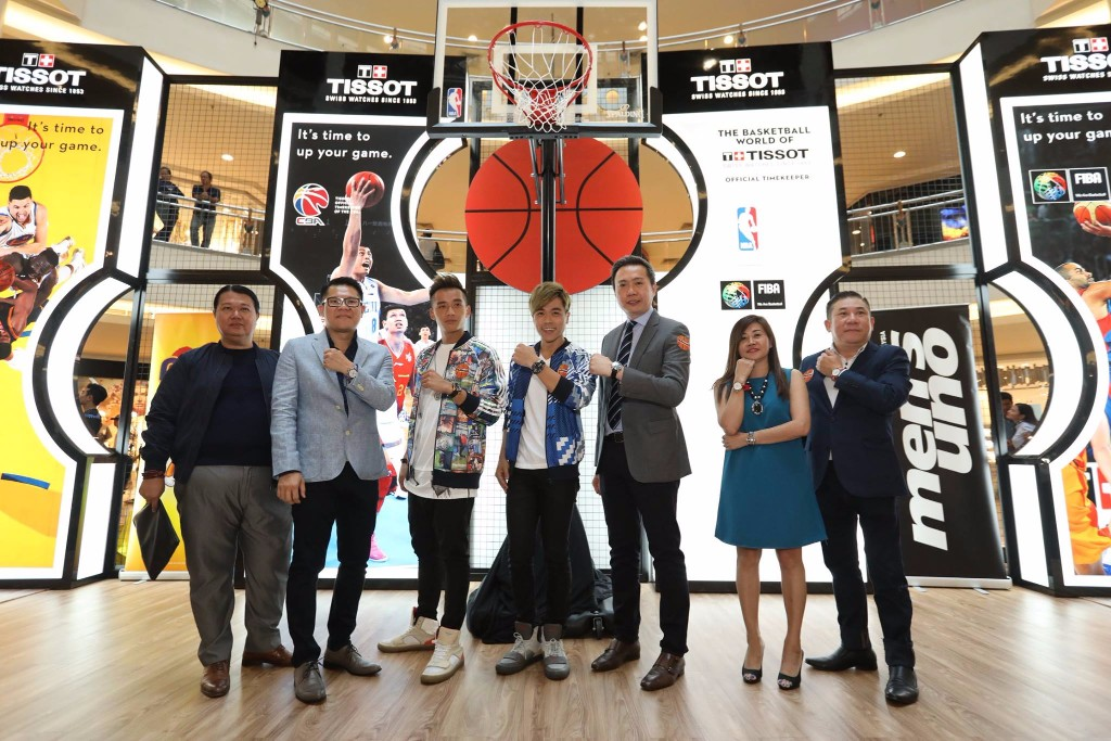 Tissot NBA Collection launching