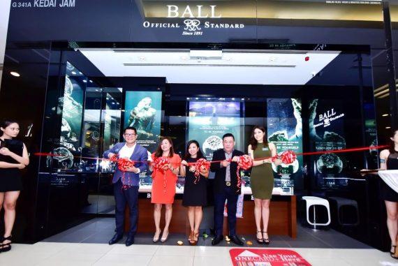 Ball Boutique @ 1 Utama Opening